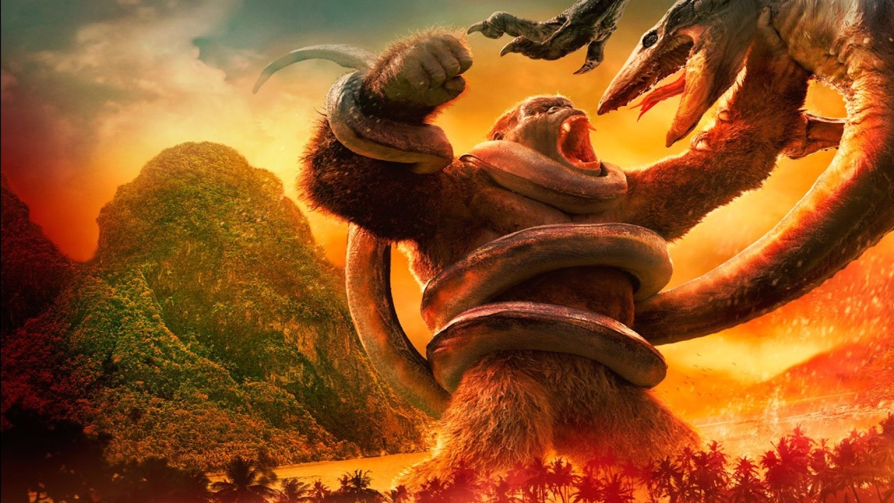Photograph Movie Pinterest: Kong Vs Giant Skull Crawler: The Epic Finale