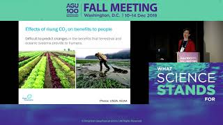 2018 Fall Meeting Press Conference: New findings in carbon cycle science