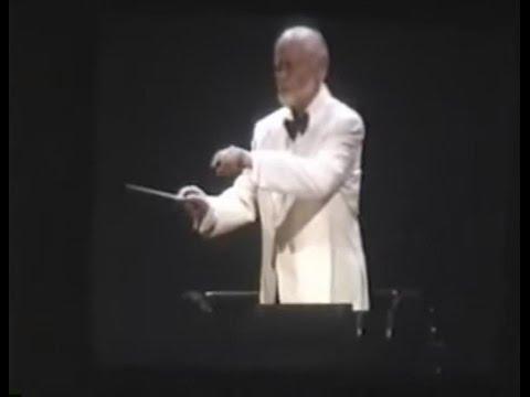 John Williams conducts Jerry Goldsmith