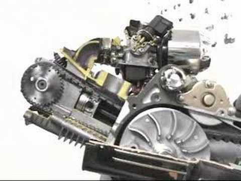 Watch on 150cc replacement engine
