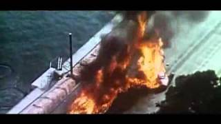 F1 - 1967 Monaco GP - Lorenzo Bandini fatal crash