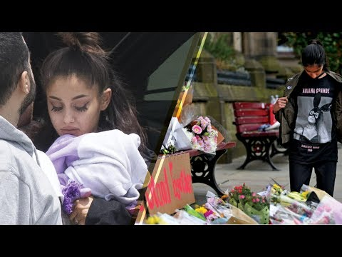 Thumbnail: Ariana Grande CANCELS 'Dangerous Woman' Tour, Offers to Pay for Concert Victims' Funerals
