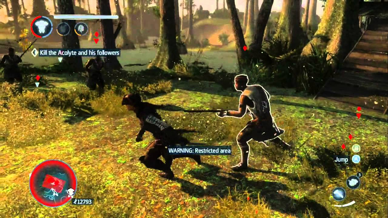 Assassin's Creed III Trophy Guide • PSNProfiles.com