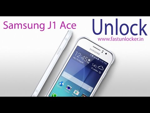 Samsung J1 Ace Unlocking in Two Minutes Samsung J1 Ace Unlock Code