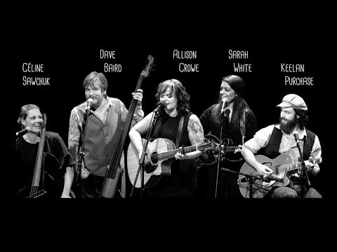Hours - Allison Crowe and Band - Welcome to Us