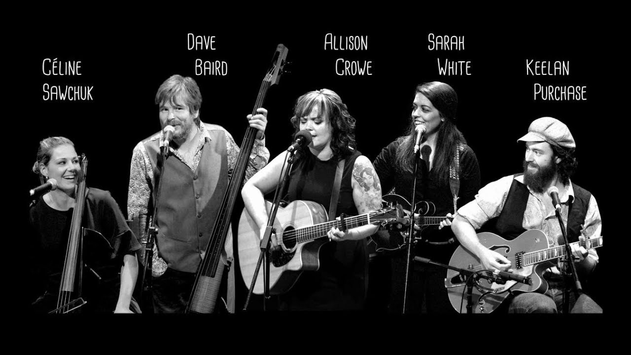Allison Crowe News - word on the music, concerts, life of Canadian