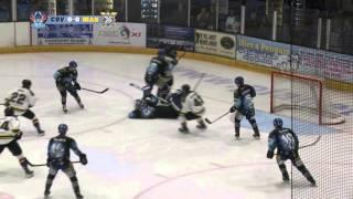Genting Casino Coventry Blaze vs Manchester Storm - 01/11/15