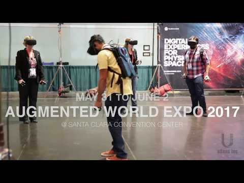 2017 Augmented World Expo Montage #AWE2017