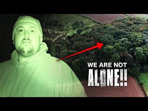 EVIL Inside The WITCHES WOODS | HALLOWEEN Special | Haunted Finders