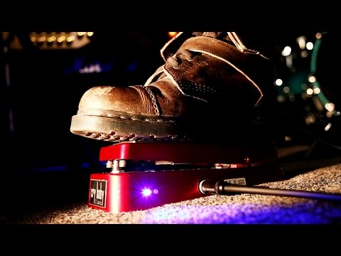 Jim Dunlop SW95 Slash Signature Cry Baby Wah