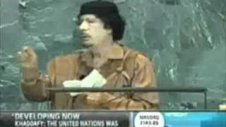Breaking news- riots in Libya- but: WHERE IS MUAMMAR AL GADDAFI?