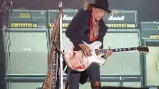 OH YEAH - AEROSMITH - LIVE IN MONSTERS OF ROCK 2013 - SÃO PAULO (ARENA ANHEMBI)