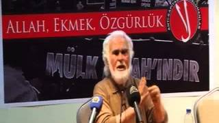 İslamcı Muhalefetin Düzenle Bütünleşmesi Seminerleri - 1 - Atasoy Müftüoğlu