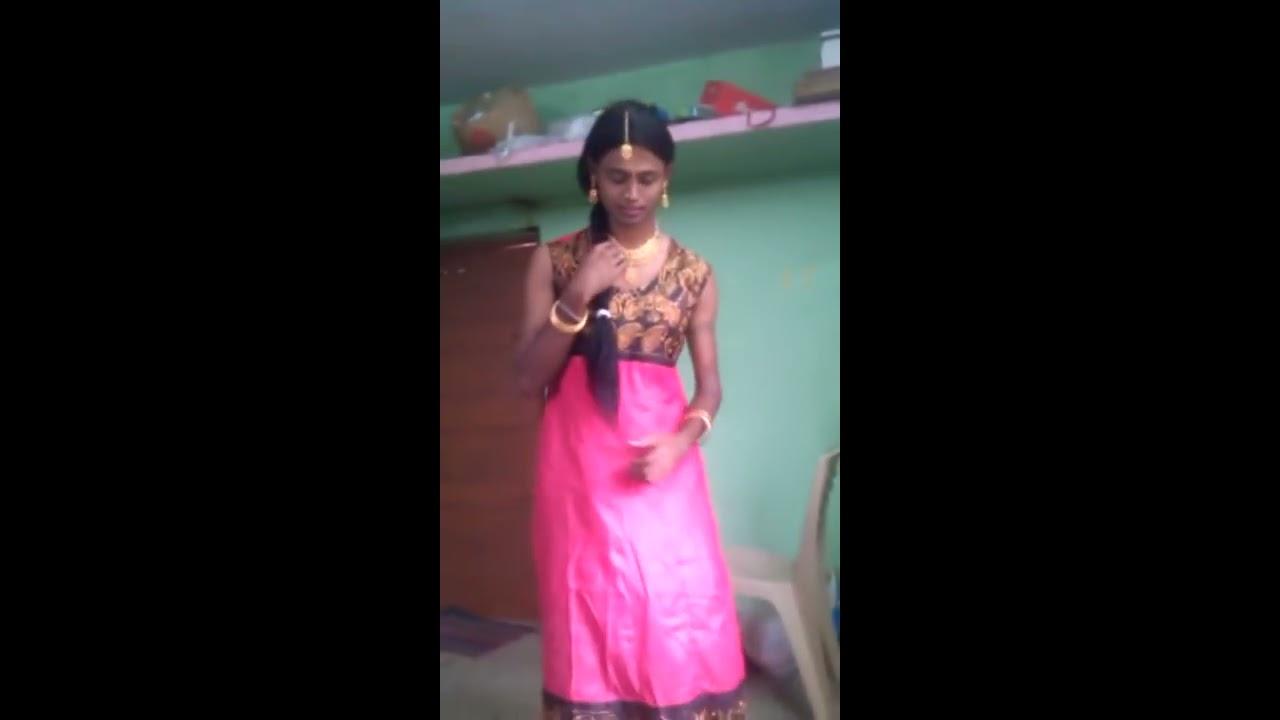 Saree Crossdressing Videos Clip