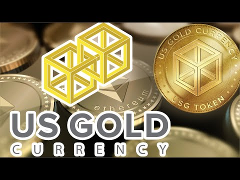 Worlds 1st GOLD Backed DIGITAL CURRENCY #crypto #blockchain