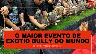 O Maior evento de Exotic Bully do Mundo - West Coast Bully Expo 5
