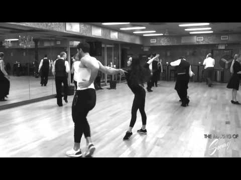 Maks and Meryl - SWAY Rehearsal (Black and White Version)