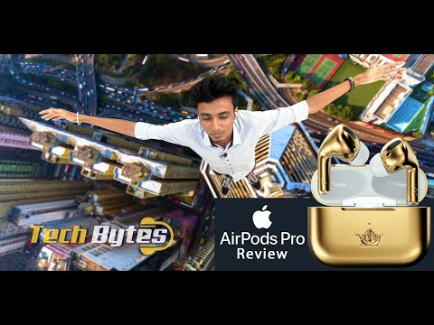 Apple Airpod Pro Experience | Review | TECHBYTES