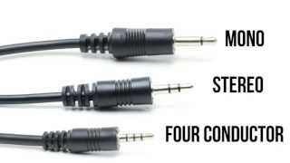 3.5mm Stereo Plug to 3.5mm Stereo Jack - #23-137-006