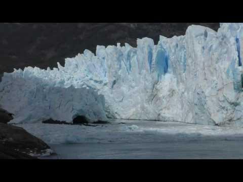 Perito Morino Glacier, Argentinia