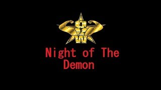 OVW Night of The Demon Review!
