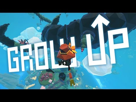Grow Up - Ep. 5 - Up Up and Away! - Let's Play Grow Up Gameplay