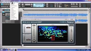 Sonar X2 Parte 19- Como reparar uma Masterização\Mixagem ( R MIX)