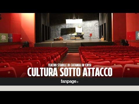 Teatro Stabile di Catania in crisi: cultura sotto attacco