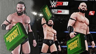 MR. MONEY IN THE BANK ENTRANCE ANIMATION! (WWE 2K18 ENTRANCE MODS) - Prepping for WWE 2K19 PC!