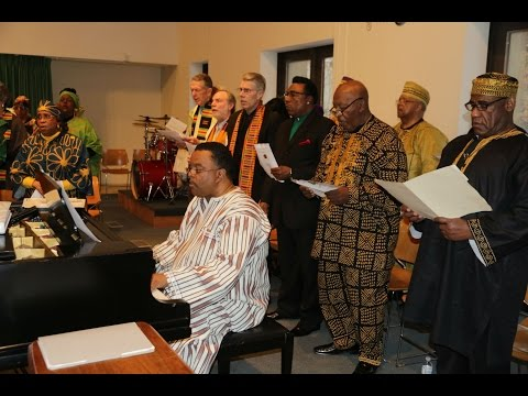 Chicago Black Catholic Choir, African American Heritage Celebration 2-8-2015