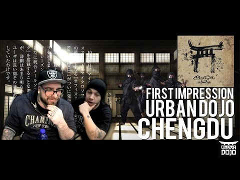 URBAN DOJO ( FAT MC ) - CHENGDU | FADA & BARLOW FIRST IMPRESSION / REACTION