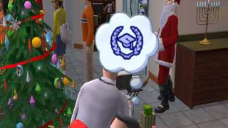 Sims 2 Holiday Party