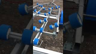 PDMS Boat Trailers - Walk round of the VX16F