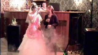 Песня НЕВЕСТЫ Свадьба Лены и Алика сент 2008 Черногорск