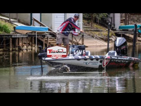FLW Live Coverage | Lake Martin | Day 4