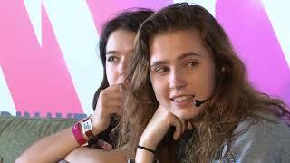 Under 21: Clairo, Cuco and Snail Mail Press Conference Primavera Sound