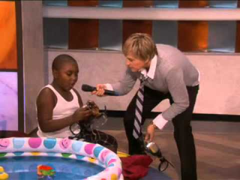 Ellen's Favorite Moments: Julian the Inventor