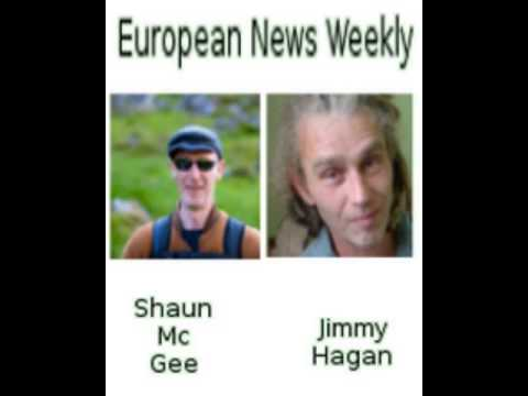 Dawn Charlton (Ex BNP) expose and Wayne Jones on European nuclear issues on ENW 19/07/2015