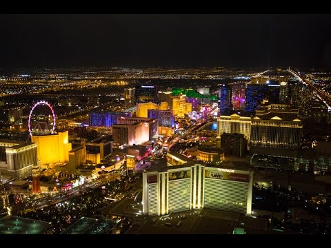 photographing the las vegas strip from above youtube. Black Bedroom Furniture Sets. Home Design Ideas