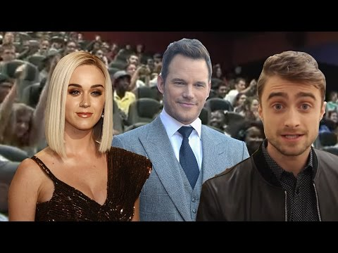 Download Youtube: 9 Stars Surprising Fans At Movie Theaters