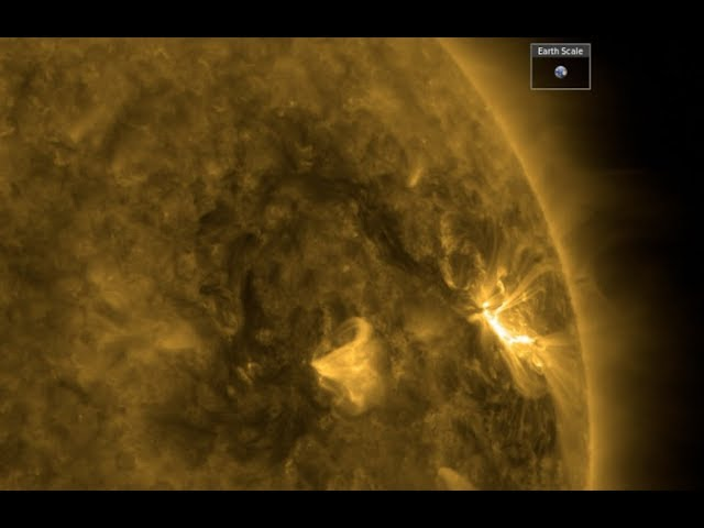 Cosmic Ray Alert, CME Impact Today, Jupiter Moved | S0 News Mar.23.2019