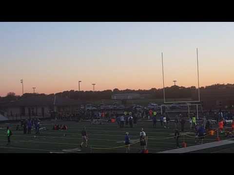Lundayn Williams 400m dash Summer Creek Middle School
