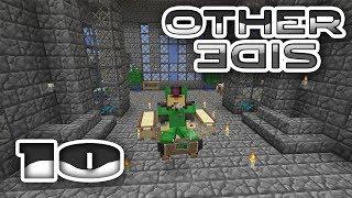 Minecraft выживание - The Other Side - Леталда! - #10