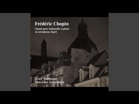 Nocturne in F Minor, Op. 55 No. 1 (Arr. for Cello and Piano)
