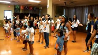 Download BlessedKids VBS 2012 Sky - Our God MP3 song and Music Video