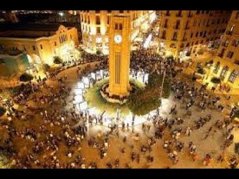 A DAY IN DOWNTOWN BEIRUT!!!
