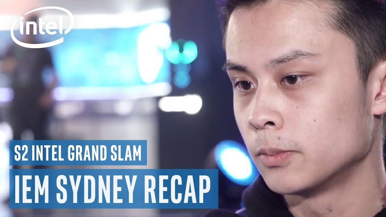 Intel Grand Slam Season 2