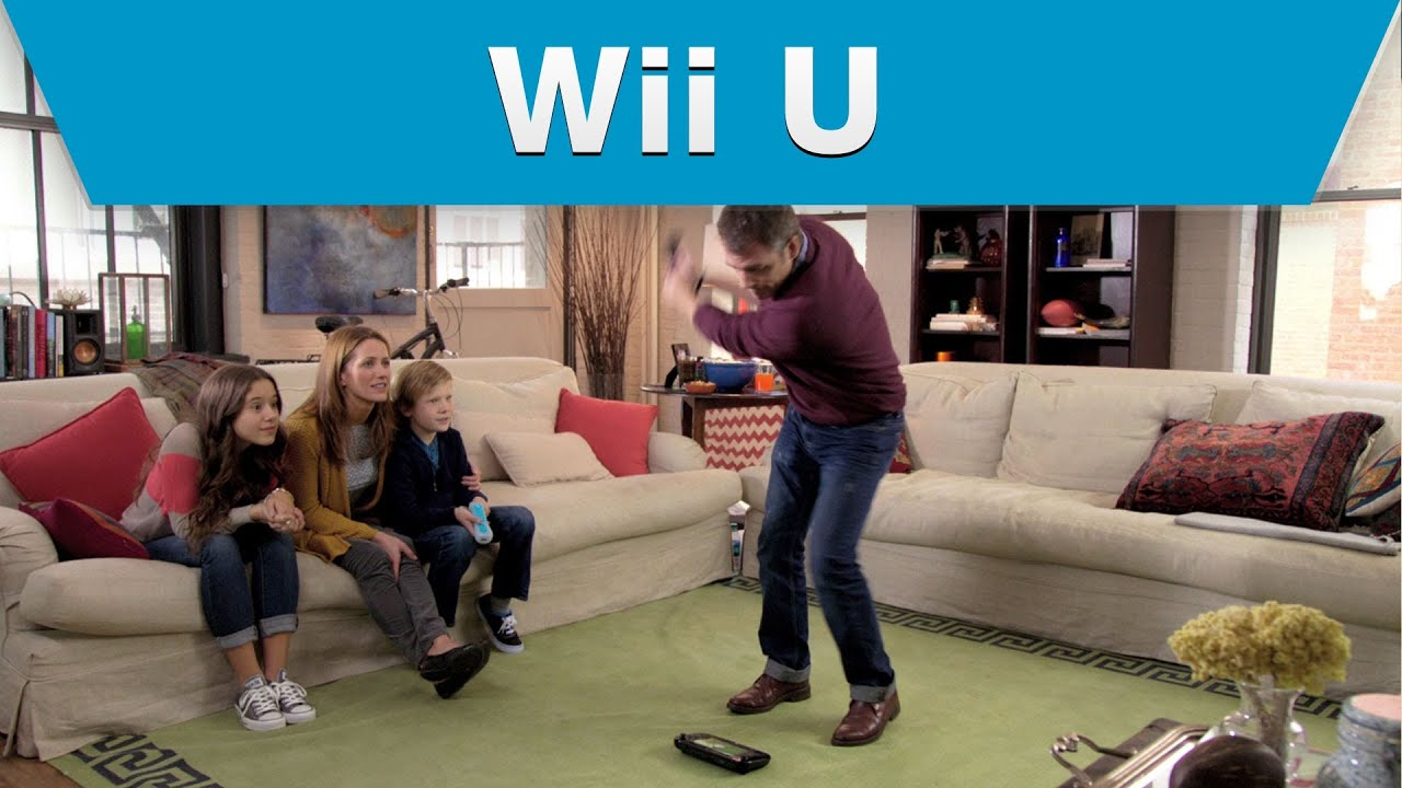 Wii U - Wii Sports Club Trailer - Golf Now Available!
