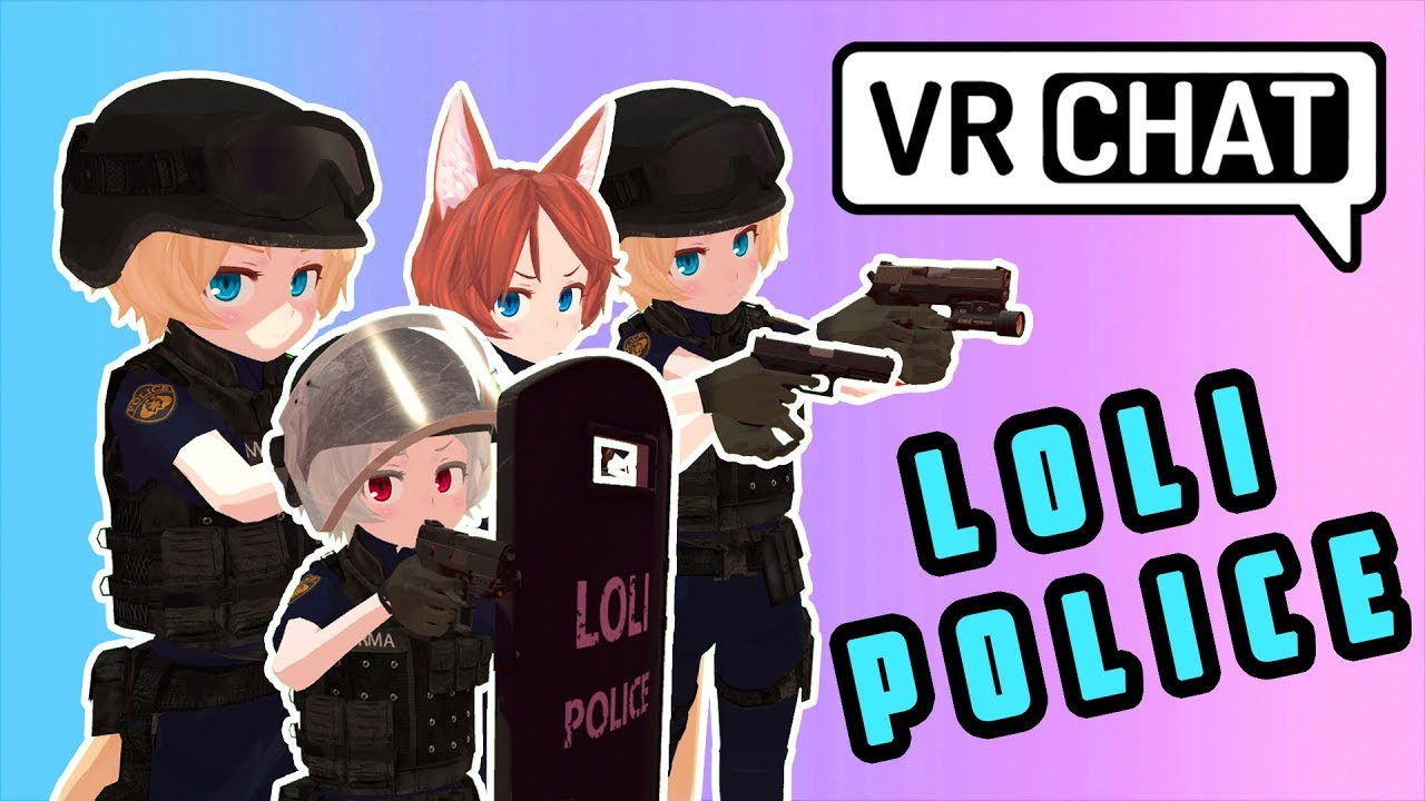 8b5ce30ac19d VRChat  Attacked By The Loli Police!!! (Virtual Reality) - YouTube