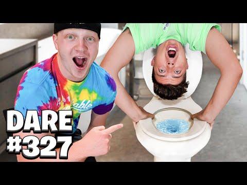 Most Dares in 24 Hours Challenge vs Unspeakable!